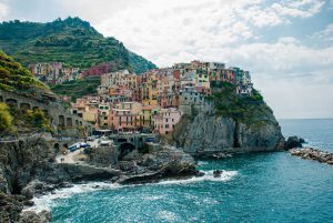 Europe Travel Itinerary, Cinque Terre, Italy